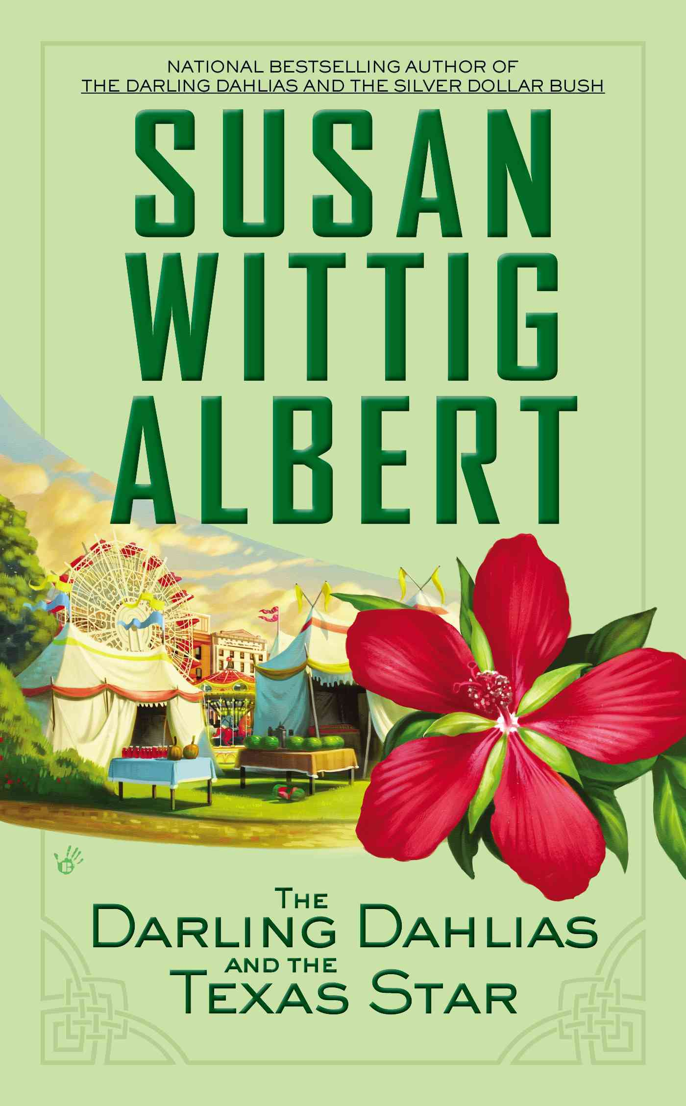 The Darling Dahlias and the Texas Star By Albert, Susan Wittig
